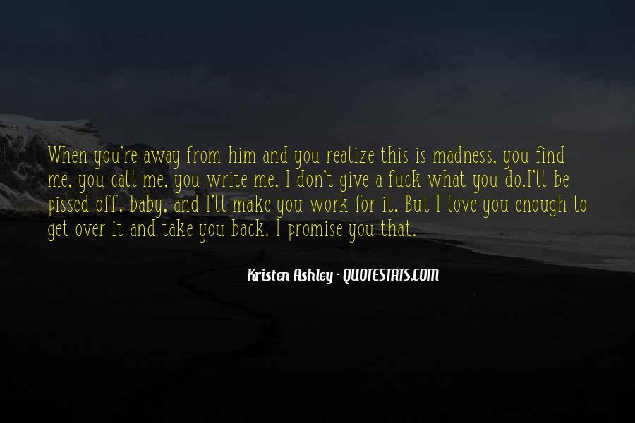 Take Him Back Quotes #905056
