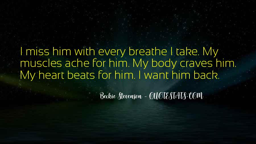 Take Him Back Quotes #967136