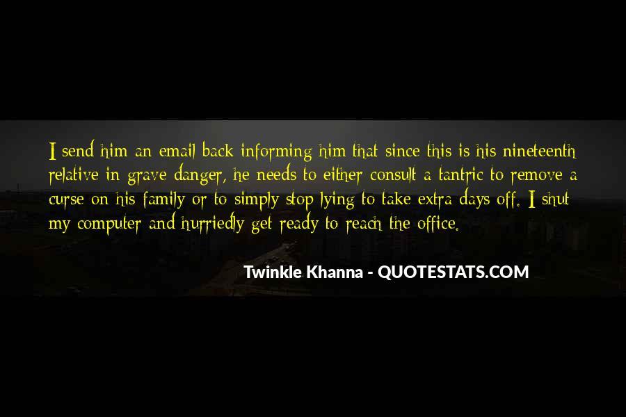 Take Him Back Quotes #989656