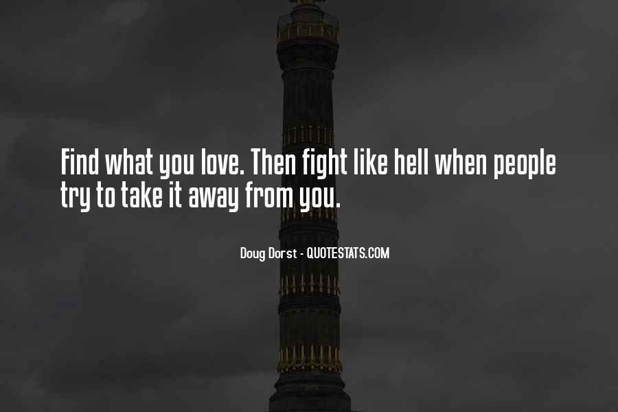 Take It Away Quotes #119616