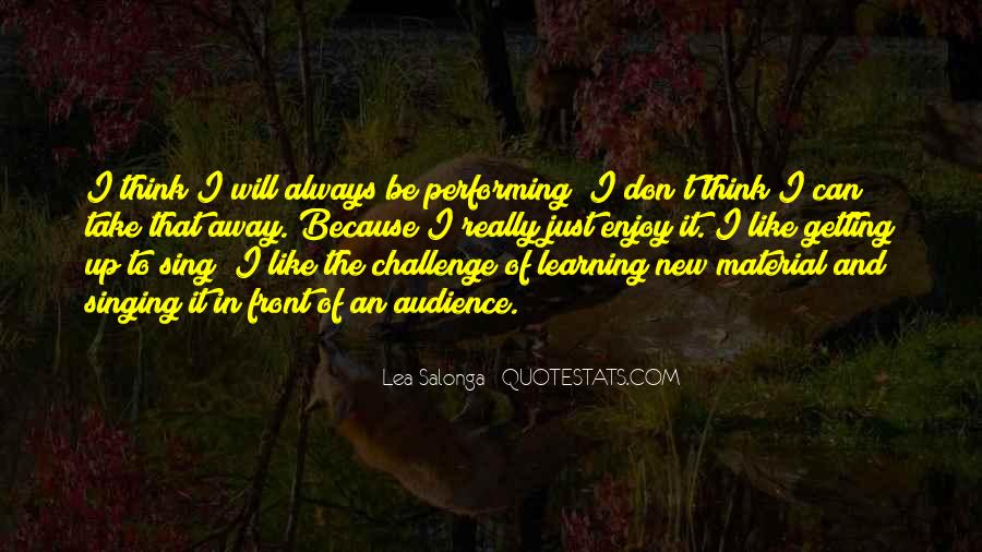 Take It Away Quotes #129077