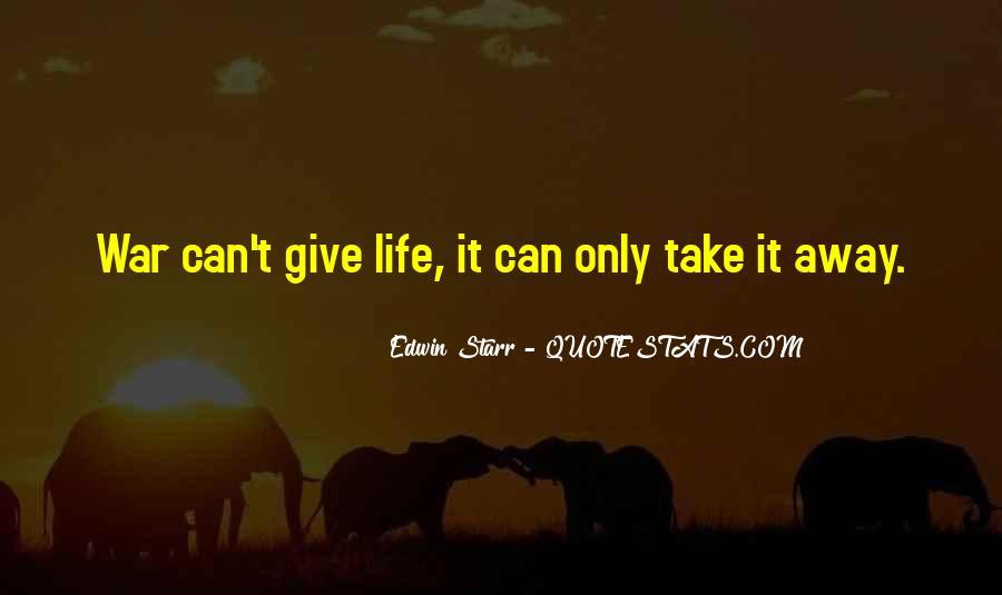Take It Away Quotes #150711
