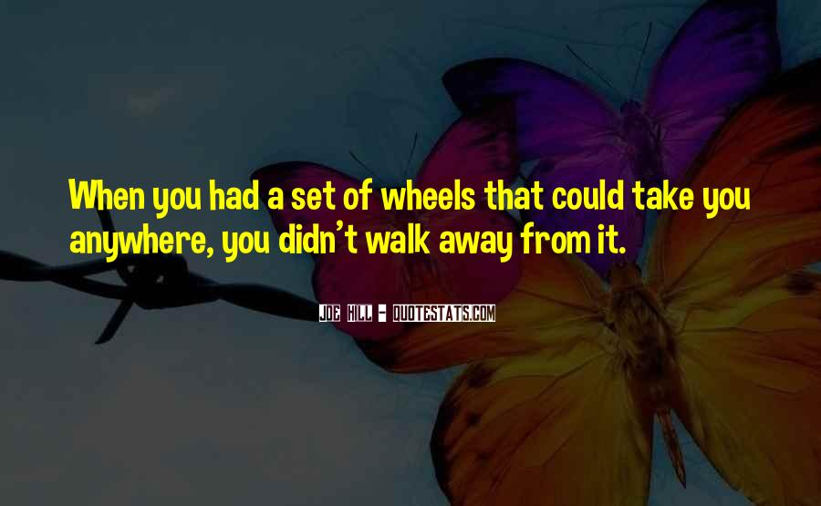 Take It Away Quotes #173511