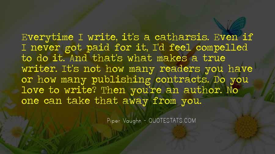 Take It Away Quotes #177135