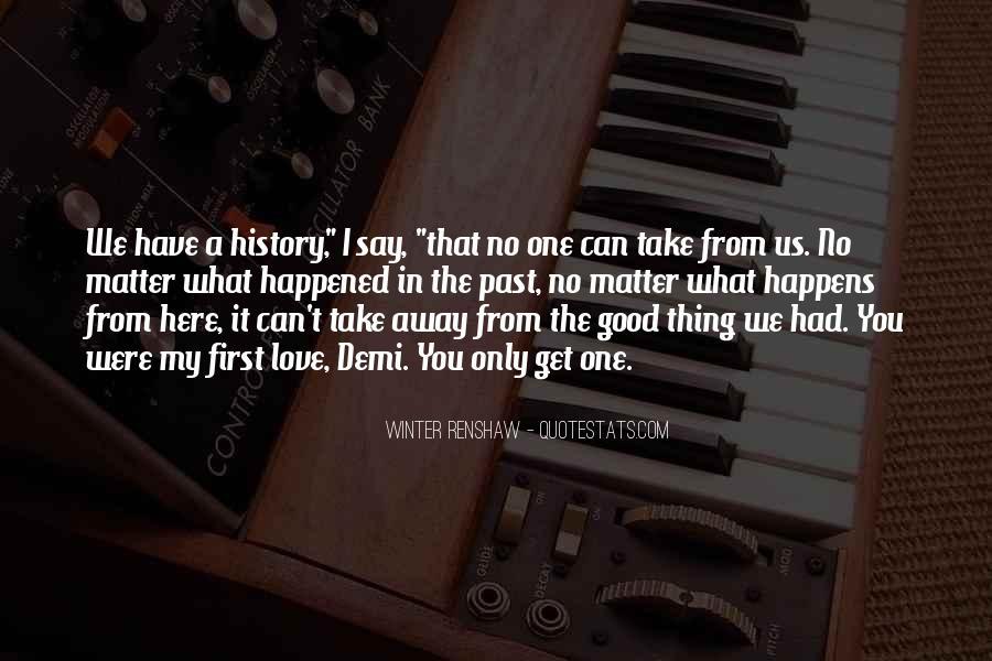 Take It Away Quotes #64480