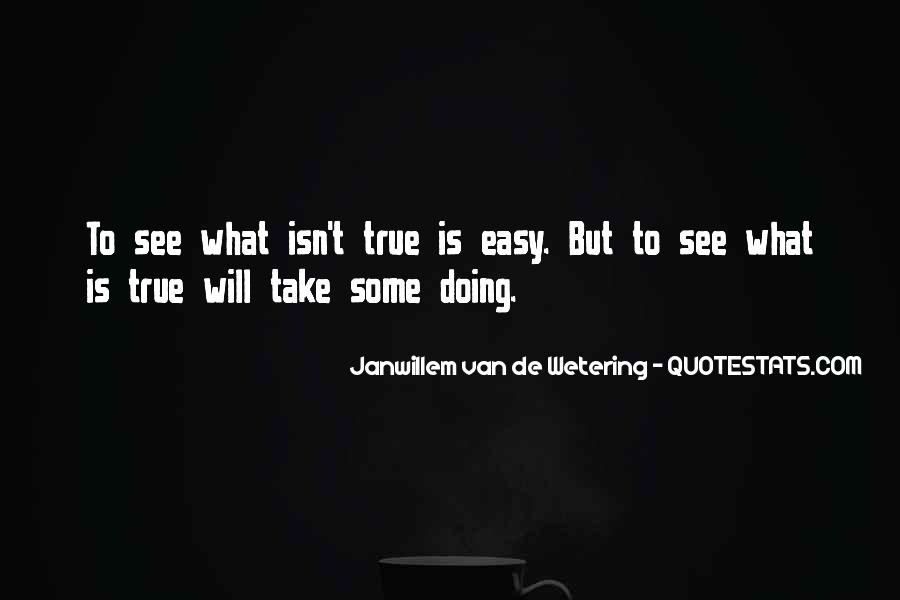 Take It Easy On Me Quotes #86973