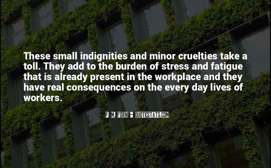 Quotes About Stress In The Workplace #19272