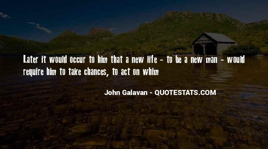 Take More Chances Quotes #104209