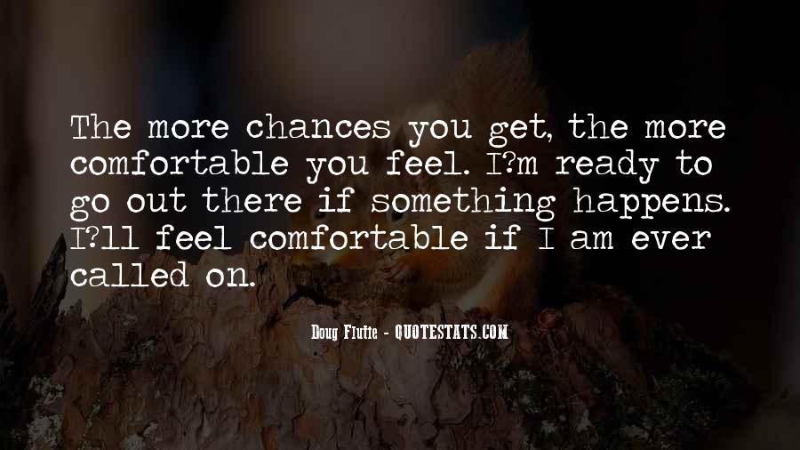 Take More Chances Quotes #28125