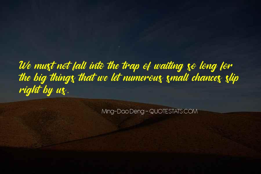 Take More Chances Quotes #33860
