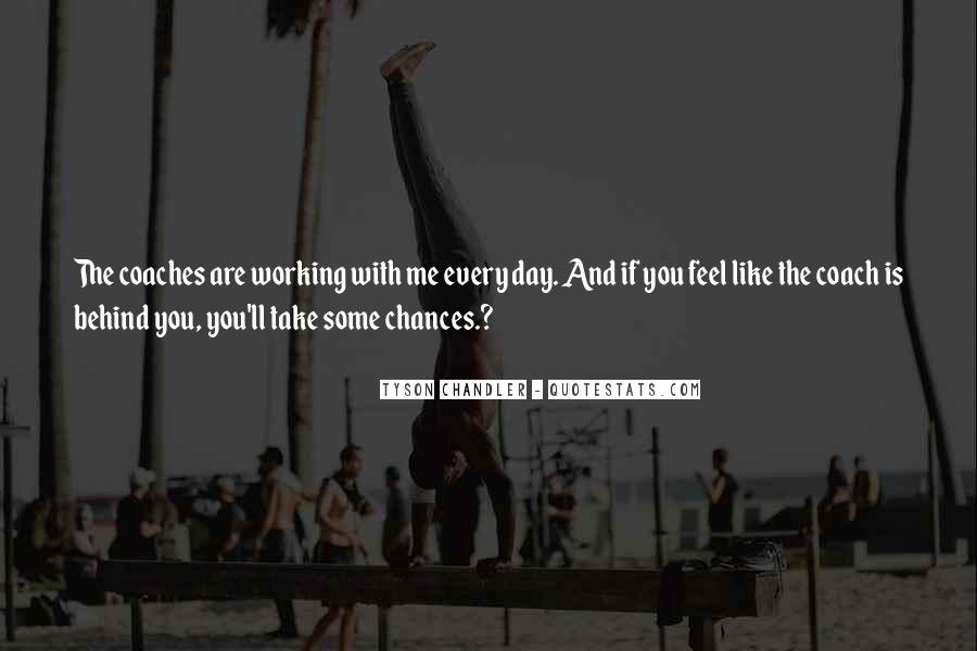 Take More Chances Quotes #43569