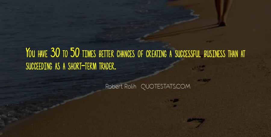 Take More Chances Quotes #48694