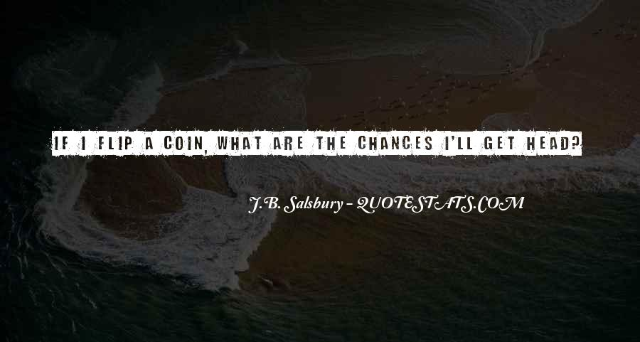 Take More Chances Quotes #52999