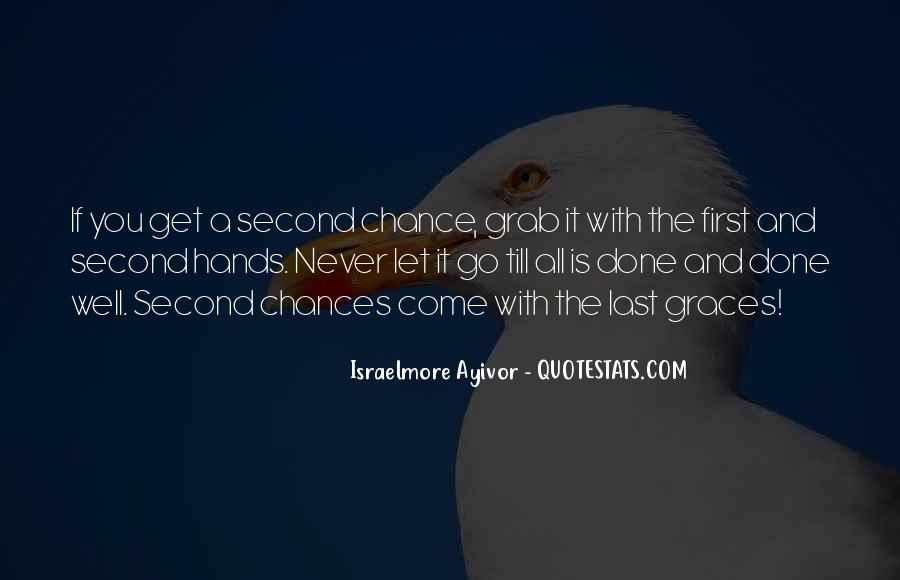 Take More Chances Quotes #67347