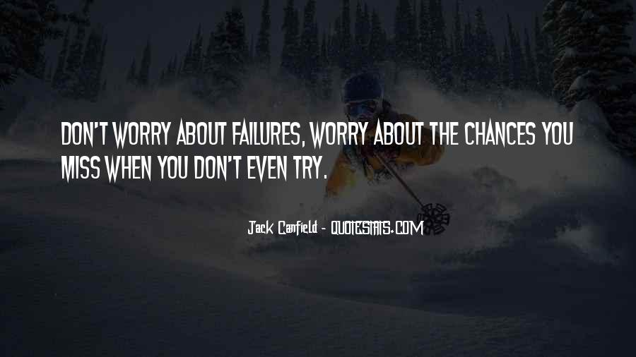Take More Chances Quotes #83009