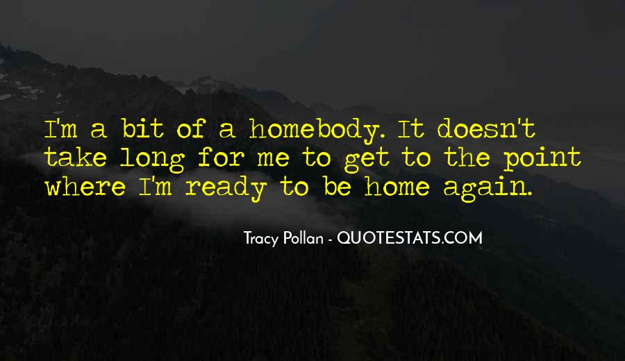 Take The Long Way Home Quotes #1729110