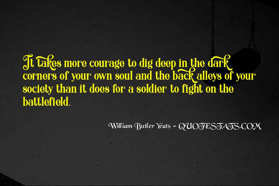 Takes Courage Quotes #235573