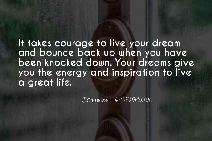 Takes Courage Quotes #240090