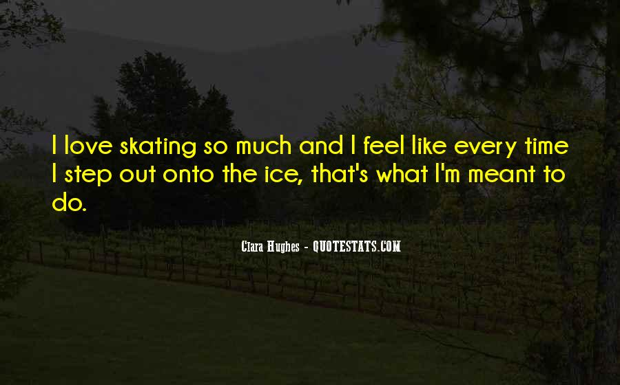Quotes About Clara Hughes #1816899