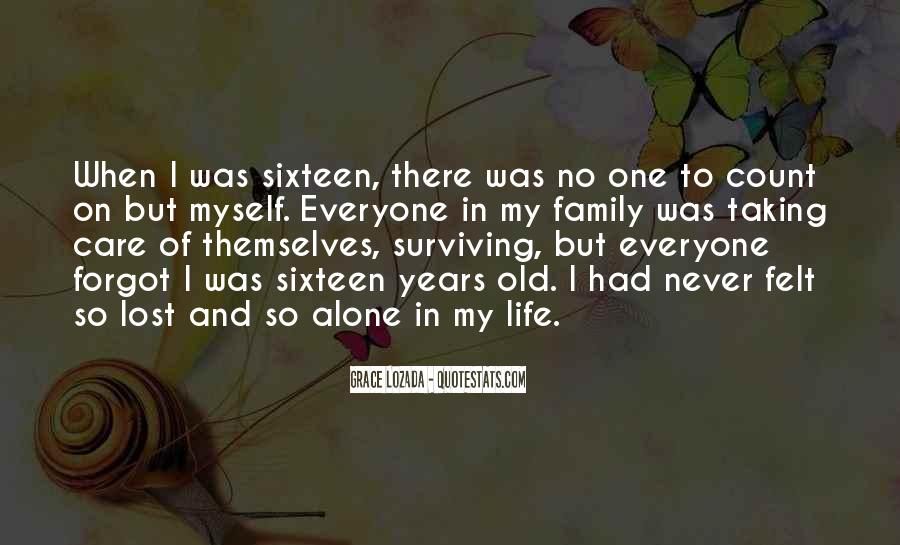 Taking Care Myself Quotes #822381