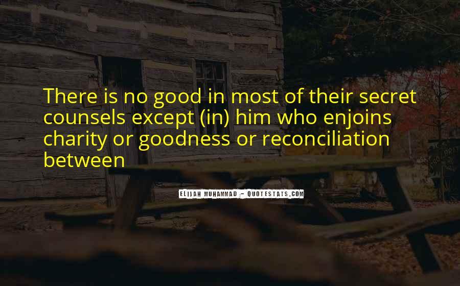 Quotes About Elijah Muhammad #1012262
