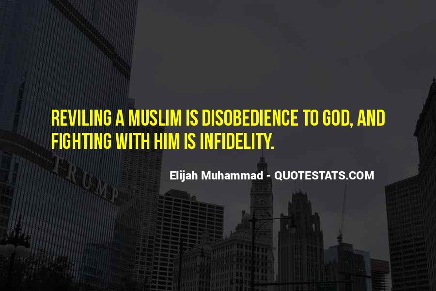 Quotes About Elijah Muhammad #1017146