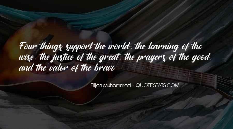 Quotes About Elijah Muhammad #1042107