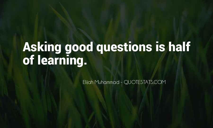 Quotes About Elijah Muhammad #1129053