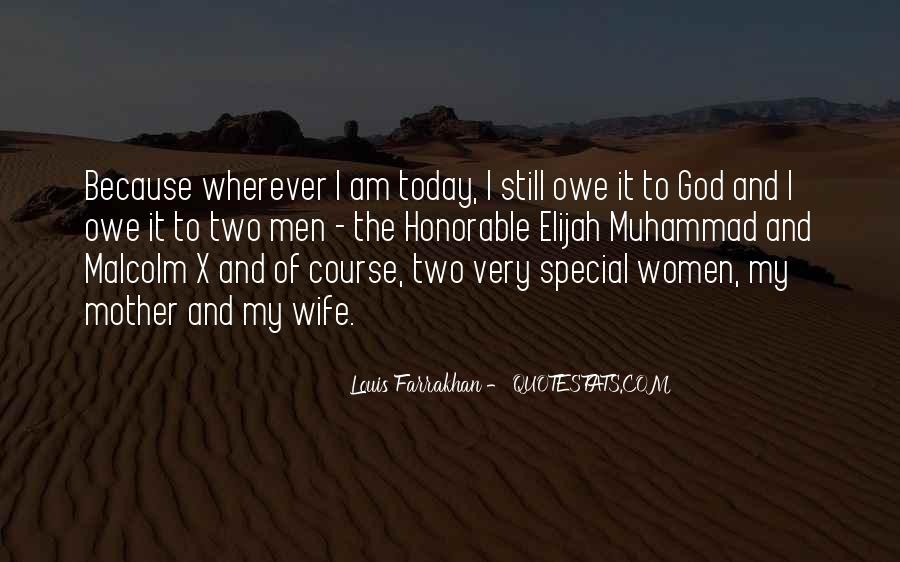Quotes About Elijah Muhammad #1289761