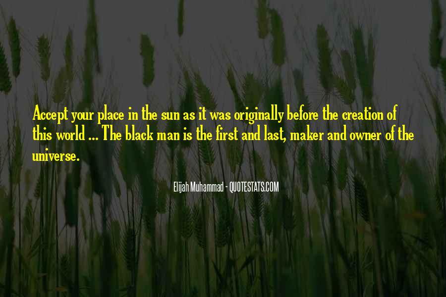 Quotes About Elijah Muhammad #1483876