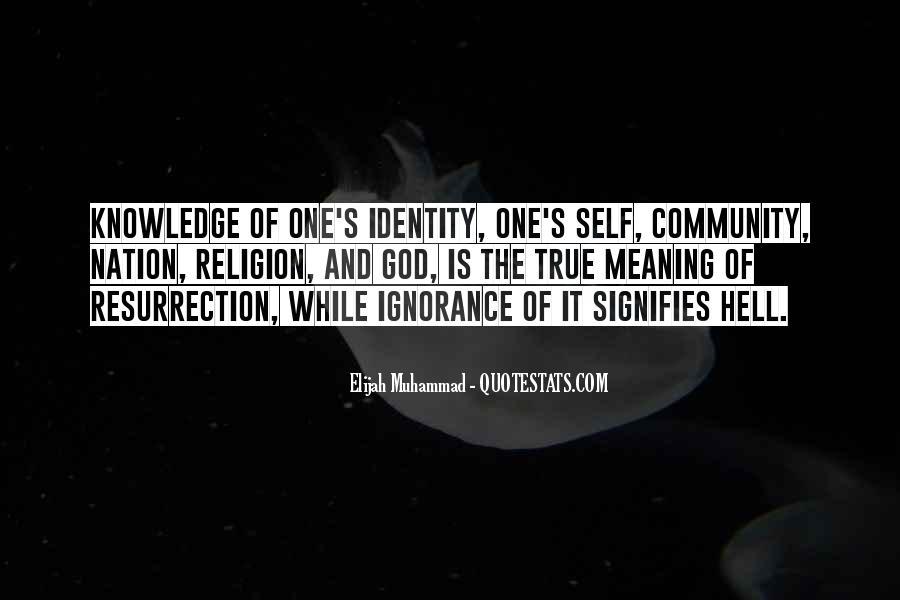 Quotes About Elijah Muhammad #1574169