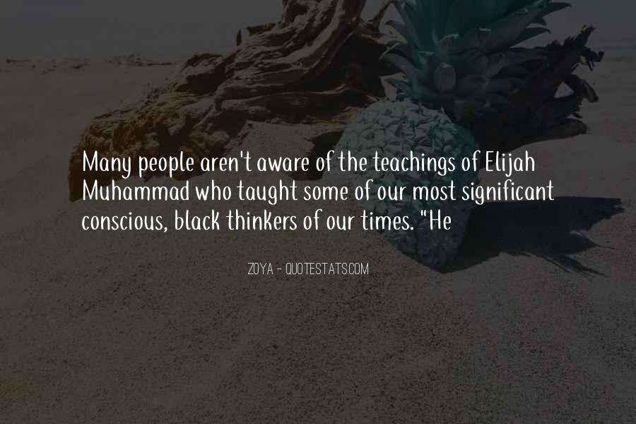 Quotes About Elijah Muhammad #1650201