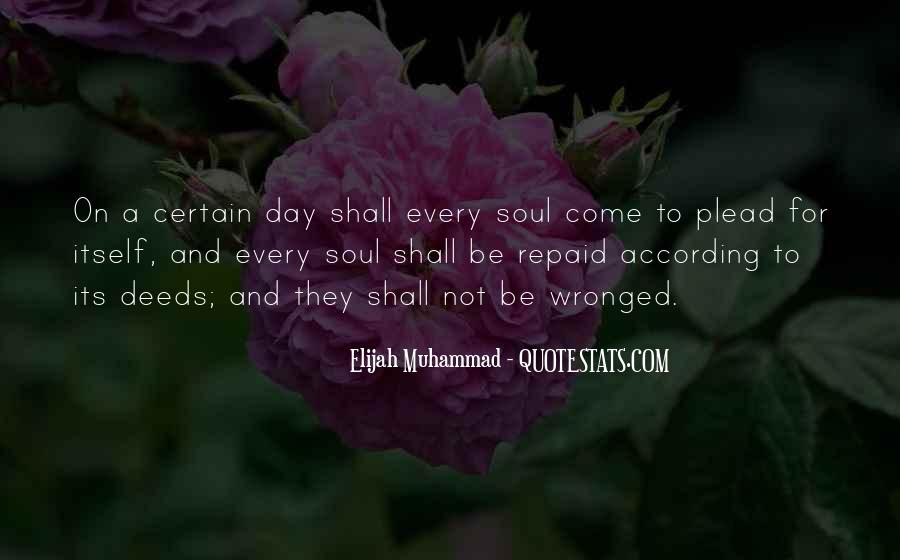 Quotes About Elijah Muhammad #1783919
