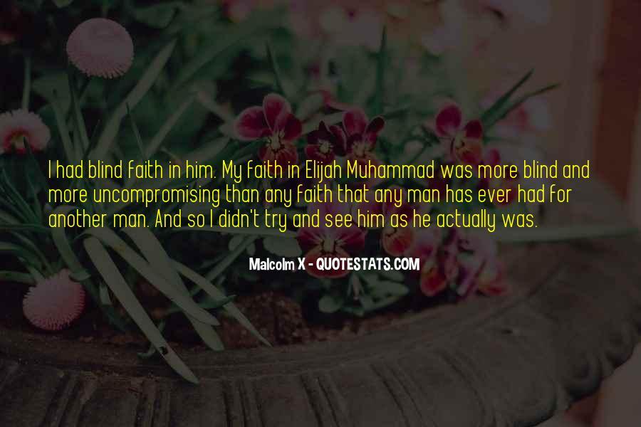 Quotes About Elijah Muhammad #1857146