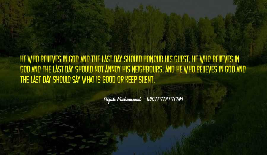 Quotes About Elijah Muhammad #302542