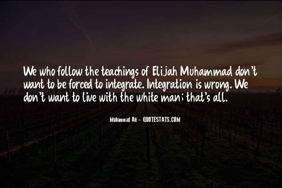 Quotes About Elijah Muhammad #61759