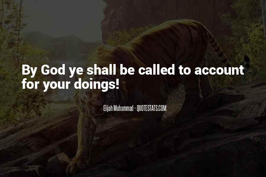 Quotes About Elijah Muhammad #718251