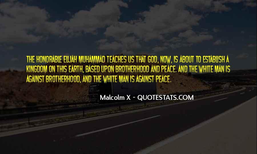 Quotes About Elijah Muhammad #872198