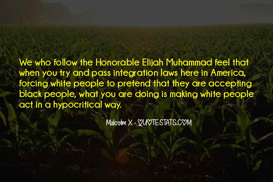 Quotes About Elijah Muhammad #939730