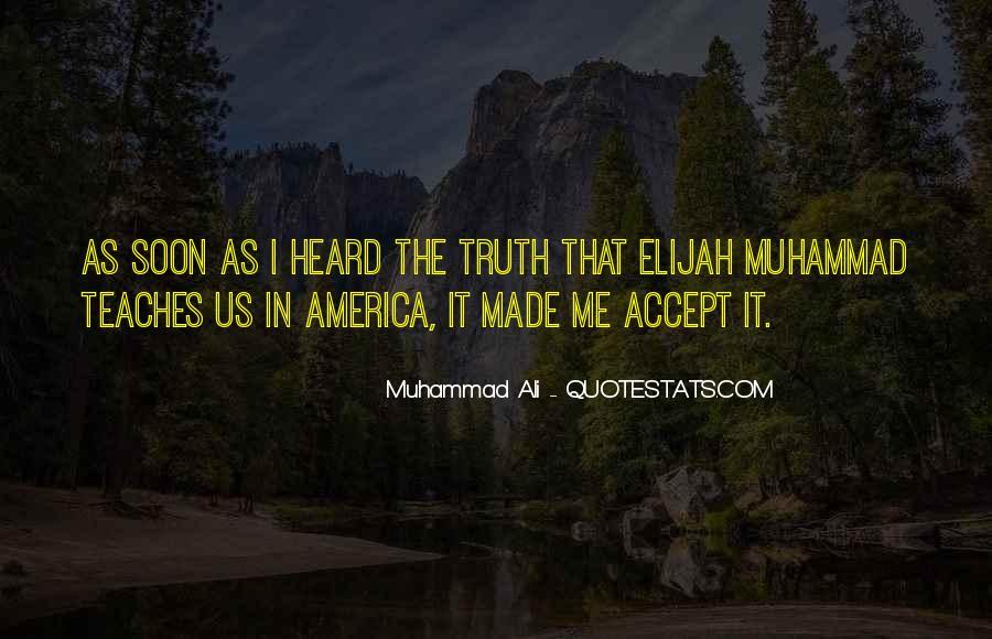 Quotes About Elijah Muhammad #995028