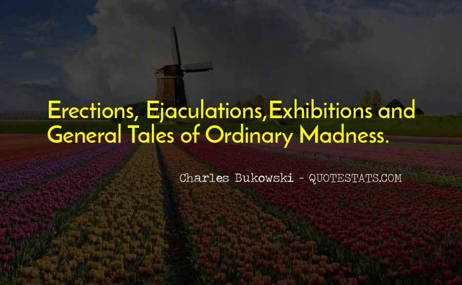 Tales Of Ordinary Quotes #86309