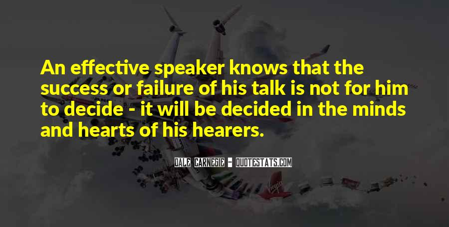 Talk From The Heart Quotes #345446