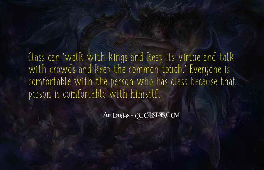 Talk The Walk Quotes #1053525