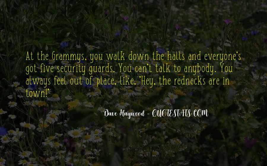 Talk The Walk Quotes #162165