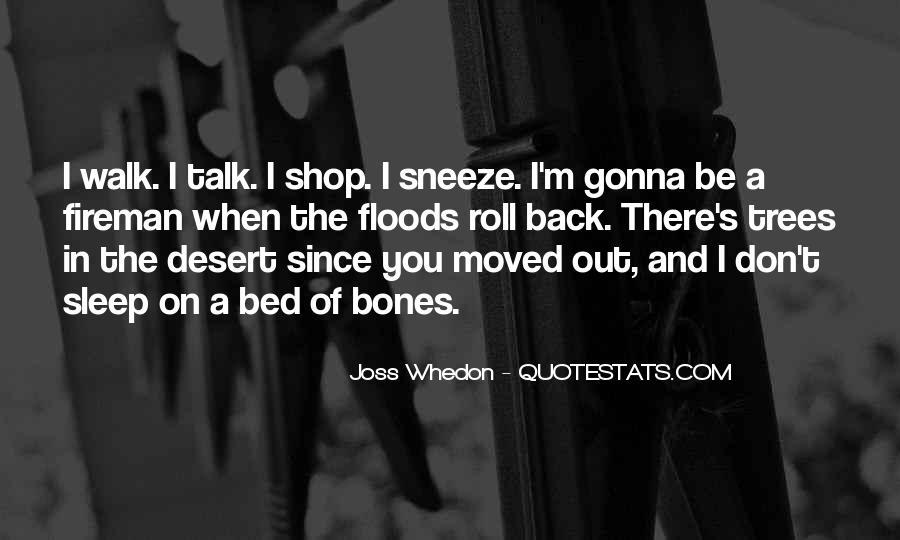 Talk The Walk Quotes #403690