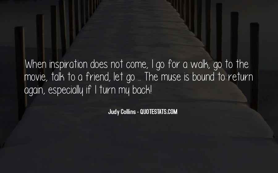 Talk The Walk Quotes #525562