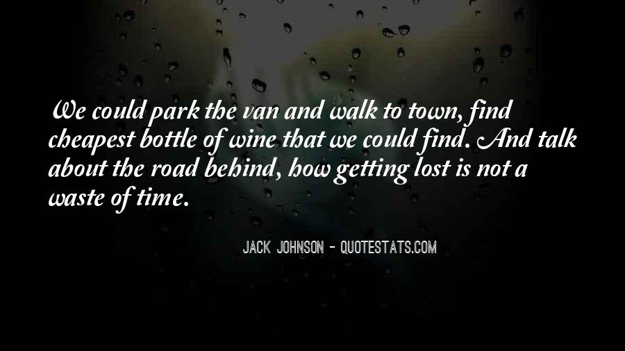 Talk The Walk Quotes #726274