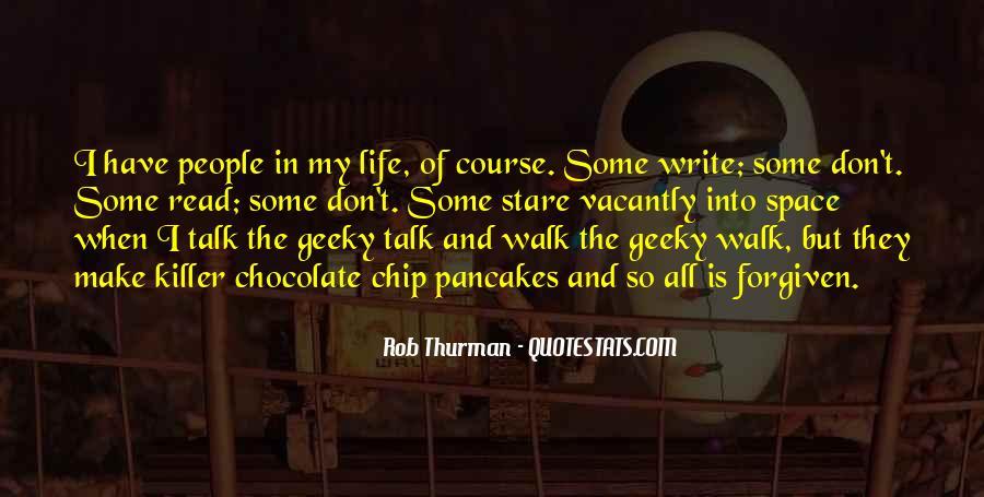 Talk The Walk Quotes #753575