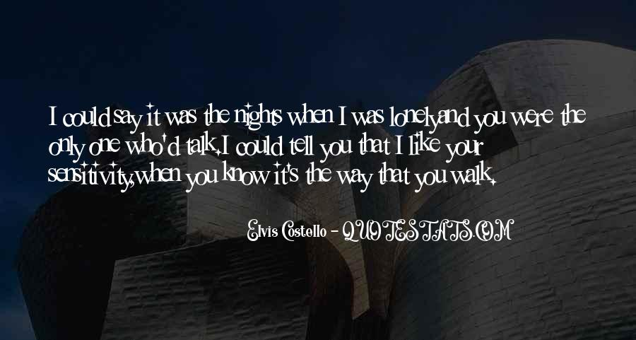Talk The Walk Quotes #765022