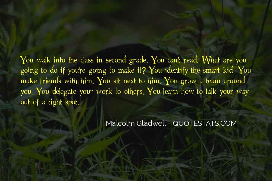 Talk The Walk Quotes #800881